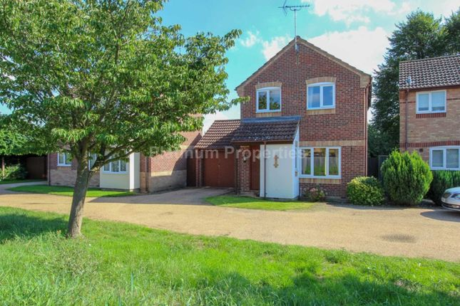 3 bed detached house to rent in Ennion Close, Soham CB7