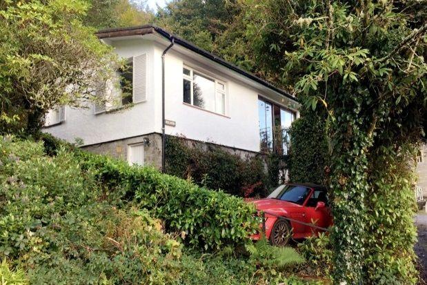 Thumbnail Bungalow to rent in Tan-Y-Bwlch, Blaenau Ffestiniog
