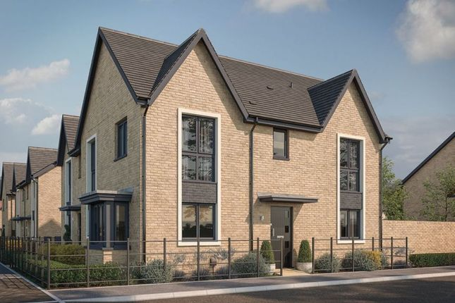 """4 bed property for sale in """"The Walberswick"""" at Alconbury Enterprise Campus, The Boulevard, Huntingdon PE28"""