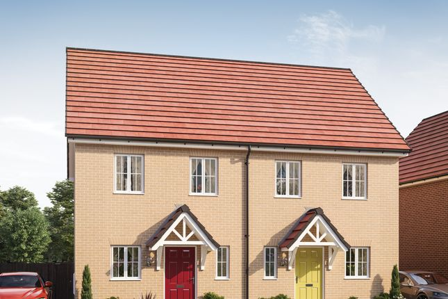 Thumbnail Semi-detached house for sale in Hall Road, Rochford