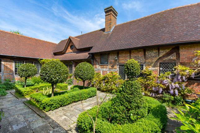 Thumbnail Detached house for sale in Church Lane, Cranleigh