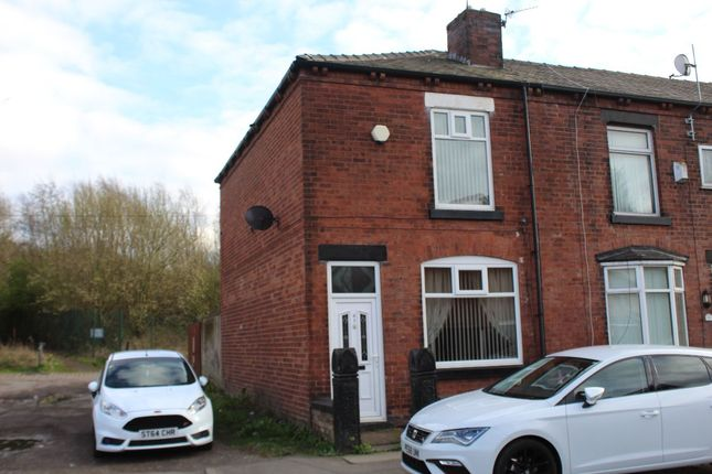 Thumbnail Terraced house to rent in St. Germain Street, Farnworth, Bolton