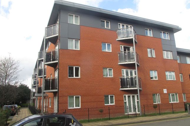 Thumbnail Flat to rent in Conisbrough Keep, Coventry