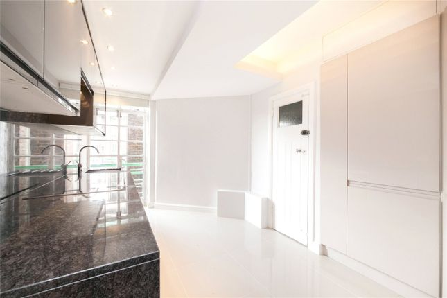 Kitchen of Dorset House, Gloucester Place, St. John's Wood, London NW1
