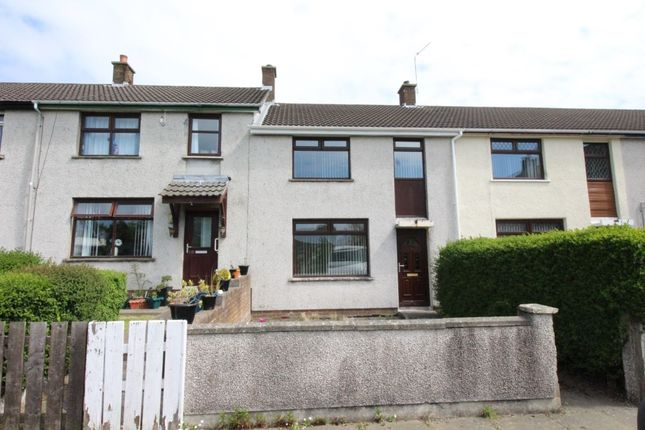 Thumbnail Terraced house to rent in Oakwood Road, Greenisland, Carrickfergus