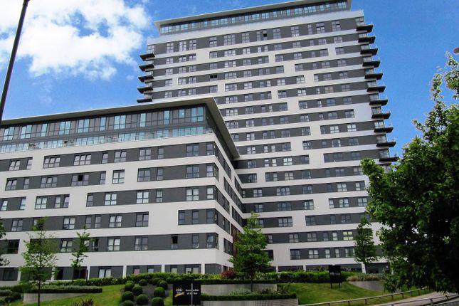 Thumbnail Flat to rent in Skyline Plaza, Alencon Link, Basingstoke