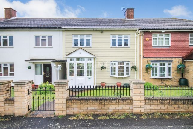 Thumbnail Terraced house for sale in Daventry Gardens, Romford