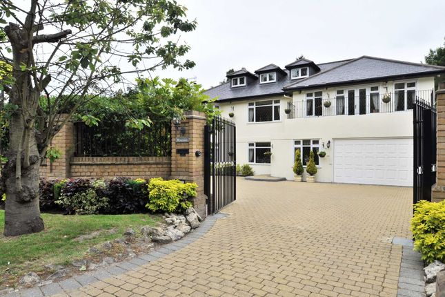 Thumbnail Detached house to rent in Ashfield Lane, Chislehurst