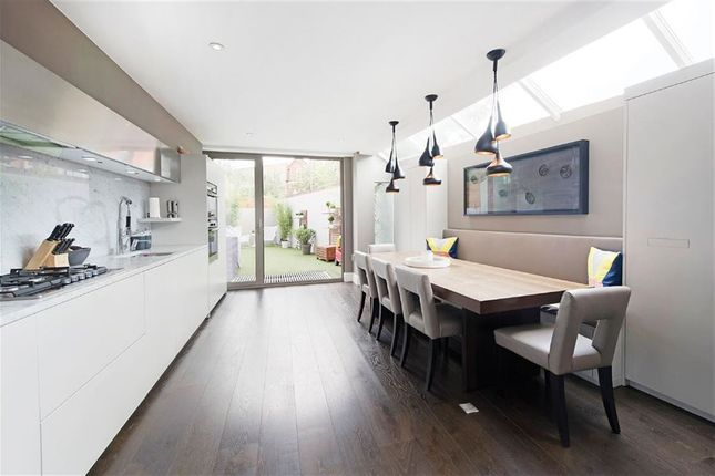 Thumbnail End terrace house for sale in Perrymead Street, London