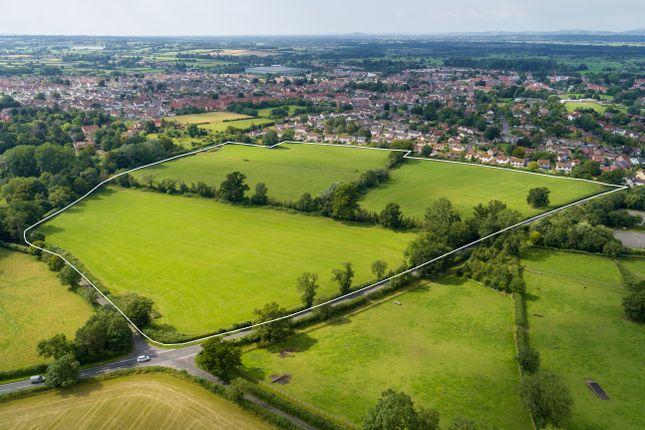 Thumbnail Land for sale in Somerton Road, Street