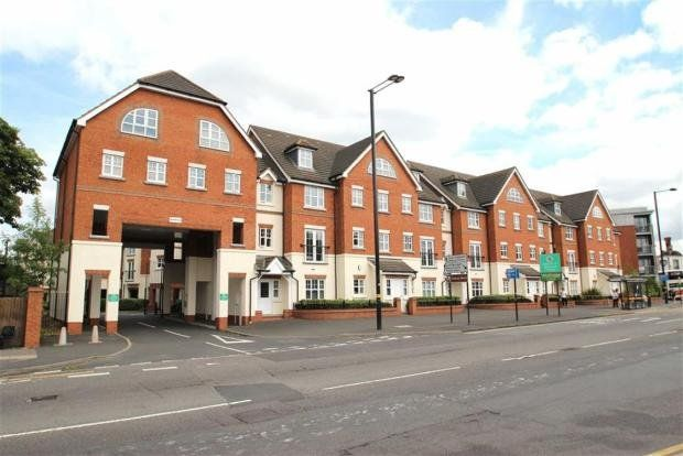 Thumbnail Flat to rent in The Lords, Lordswood Road, Harborne