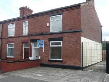 Thumbnail Terraced house to rent in Crow Lane West, Newton Le Willows