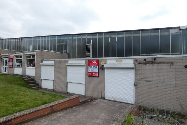 Thumbnail Light industrial to let in Unit Halesfield 23, Telford