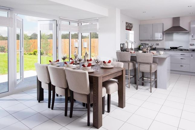 """Thumbnail Detached house for sale in """"Bradgate"""" at Blandford Way, Market Drayton"""
