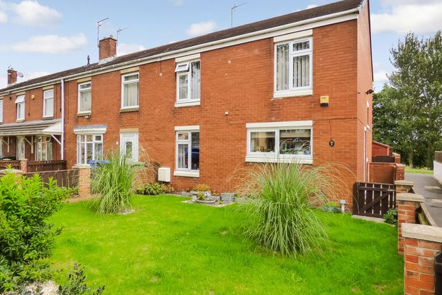 Thumbnail Terraced house for sale in Ferndale Close, Station Town, Wingate