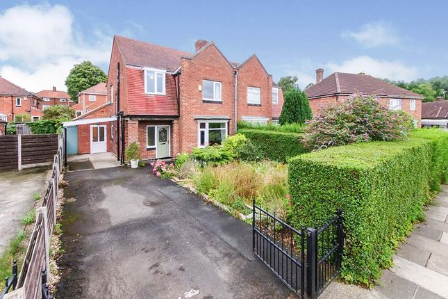 Thumbnail Semi-detached house for sale in Danebury Drive, York