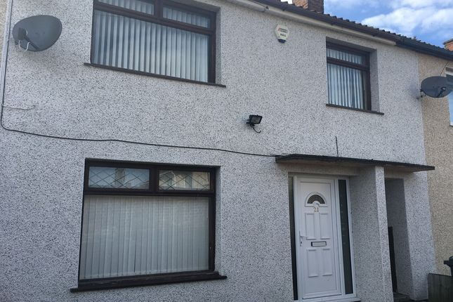 Thumbnail Terraced house to rent in Daleside Walk, Northwood, Kirkby Liverpool
