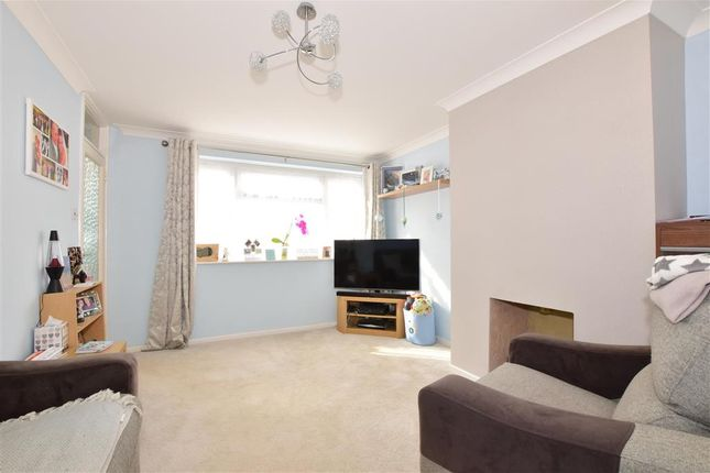 Thumbnail End terrace house for sale in Kipling Avenue, Goring-By-Sea, Worthing, West Sussex