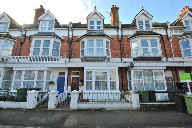 Thumbnail Terraced house for sale in Reginald Road, Bexhill-On-Sea, East Sussex