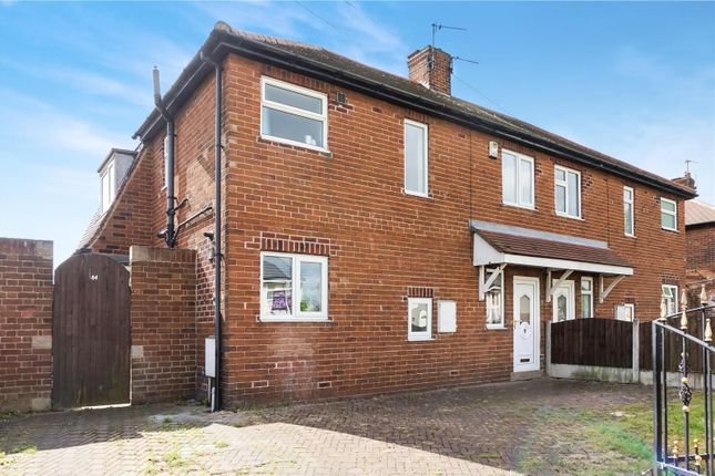 Thumbnail Semi-detached house for sale in Rookhill Road, Pontefract