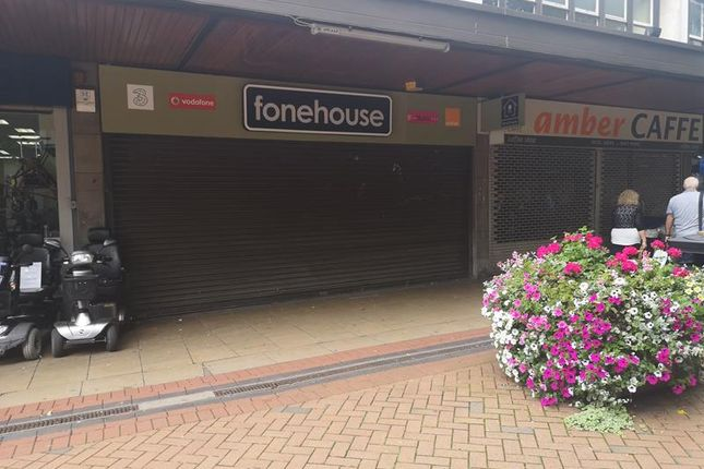 Thumbnail Retail premises to let in Coventry Point, Market Way, Coventry
