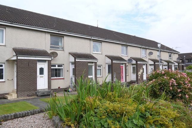 Thumbnail Flat for sale in Oswald Court, Ayr