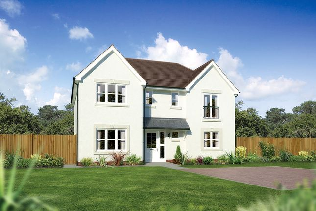 "Thumbnail Detached house for sale in ""Laurieston"" at Main Street, Symington, Kilmarnock"
