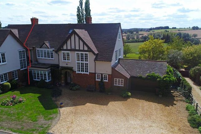 Thumbnail Country house for sale in Highfield Park, Creaton, Northampton