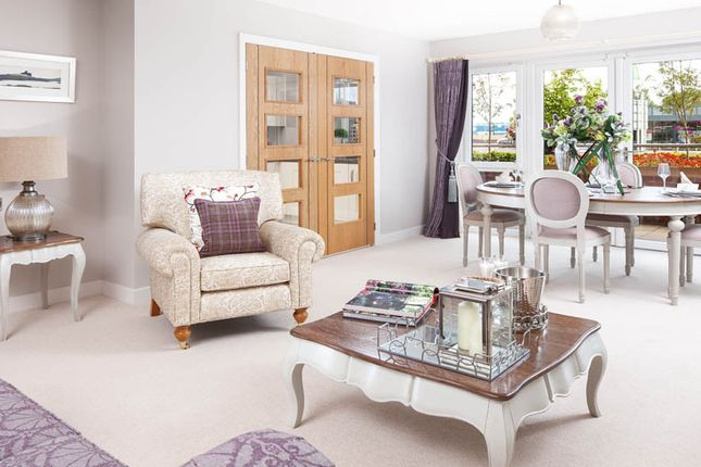 Thumbnail Flat for sale in Stewarton Road, Newton Mearns, Glasgow