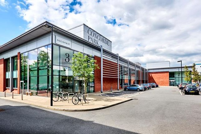 Thumbnail Office to let in Concorde Park, Concorde Road, Maidenhead, Berkshire