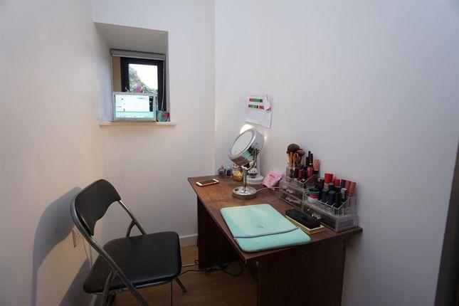 Work Area of Oxford Street, Crookesmoor, Sheffield S6