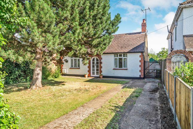 Thumbnail Detached bungalow for sale in Grange Lane, Bromham, Bedford