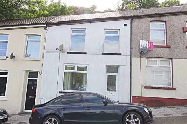 2 bed terraced house for sale in Parry Street, Tylorstown, Ferndale CF43