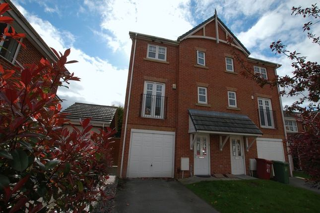Thumbnail Semi-detached house for sale in Fearney Side, Little Lever, Bolton