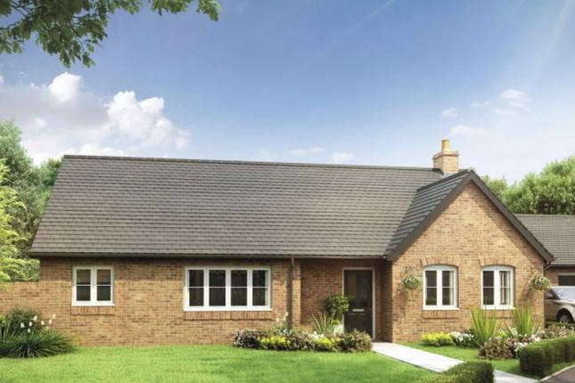 Thumbnail Detached bungalow for sale in Armscote Road, Newbold-On-Stour, Warwickshire