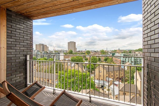 Thumbnail Flat to rent in Wenlock Apartments, 56 Wharf Road