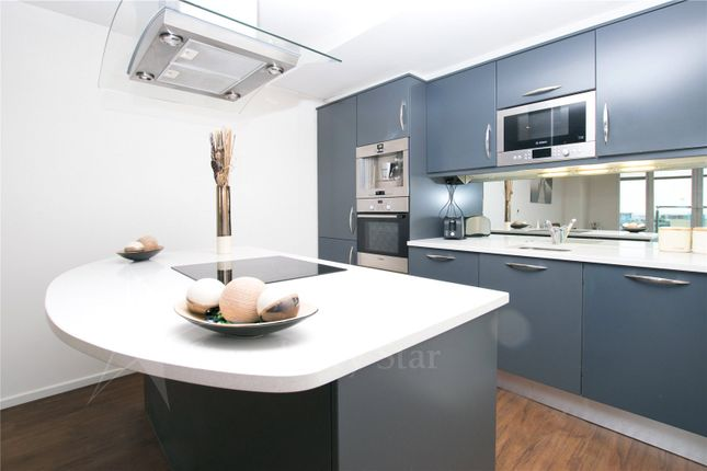 Thumbnail Property to rent in The Oxygen, 18 Western Gateway, Royal Victoria, London