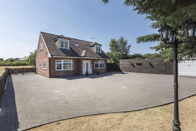 Thumbnail Detached bungalow for sale in Priory Road, Wolston, Coventry