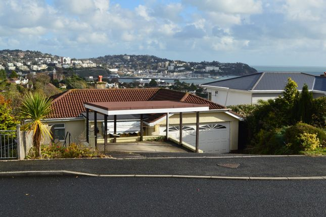Thumbnail Detached house for sale in Broadstone Park Road, Torquay