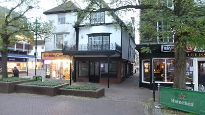 Thumbnail Retail premises to let in 4 Middle Row, Ashford, Kent