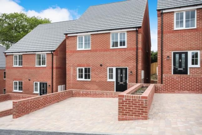 Thumbnail Detached house for sale in Moorbrooke, 8 Silverbirch Close, Hartshill, Nuneaton