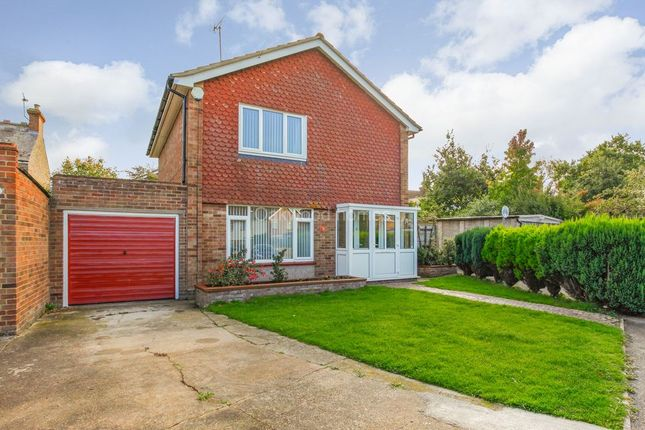 Thumbnail Detached house for sale in Pettman Close, Herne Bay