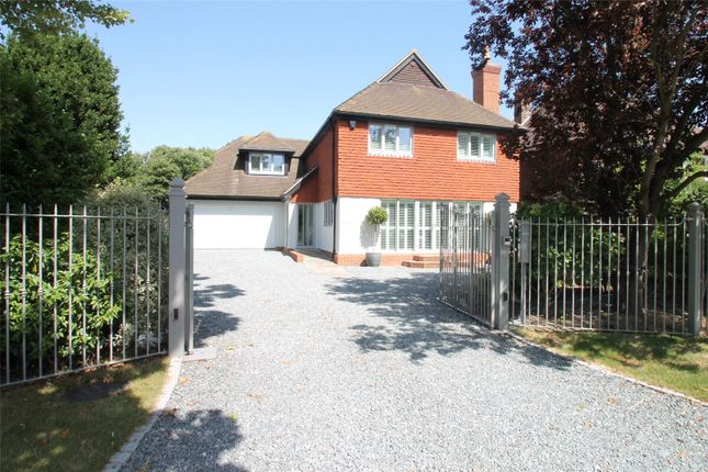 Thumbnail Detached house for sale in Cross Road, Rustington, West Sussex