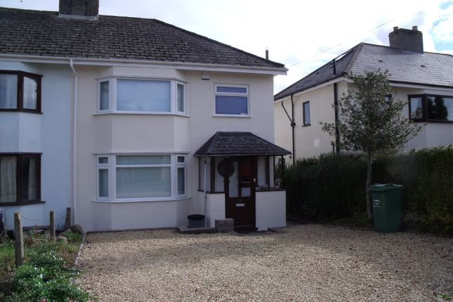 Thumbnail Detached house to rent in Upper Bloomfield Road, Odd Down, Bath