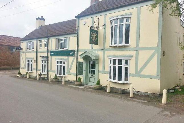 Thumbnail Pub/bar for sale in Blyton Road, Laughton, Gainsborough
