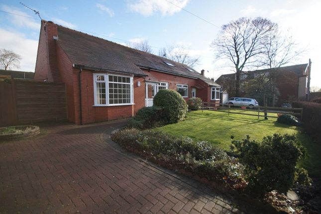 Thumbnail Semi-detached bungalow to rent in Westwood Road, Bolton