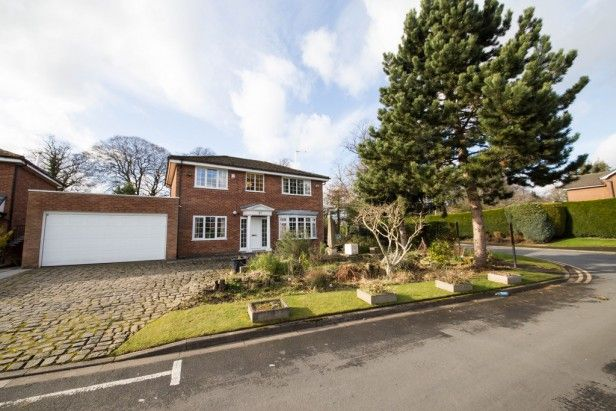 Thumbnail Property for sale in Haydock Park Gardens, Newton-Le-Willows
