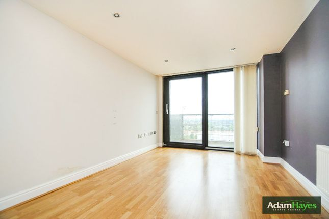 Thumbnail Flat to rent in Kingsway, North Finchley