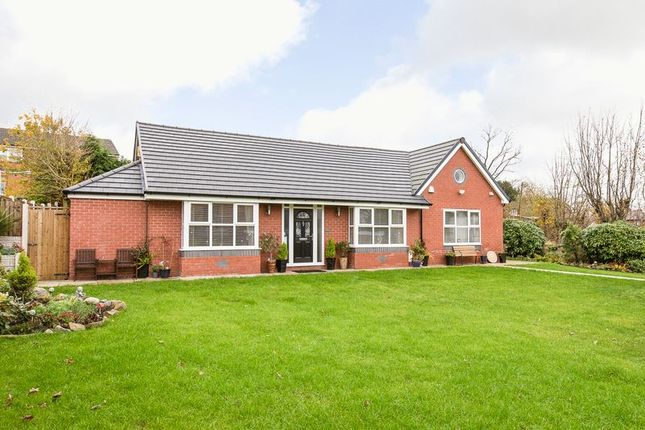 Thumbnail Detached bungalow for sale in Ince Hall Avenue, Ince, Wigan