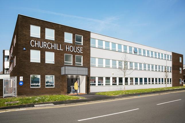 Thumbnail Industrial to let in Churchill House Offices, Pensnett Estate, Kingswinford